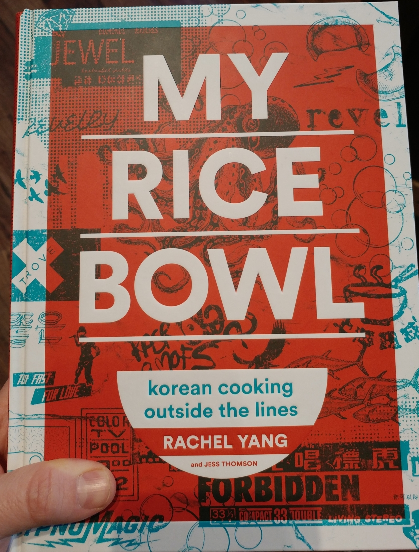 My Rice Bowl, a cookbook by Rachel Yang